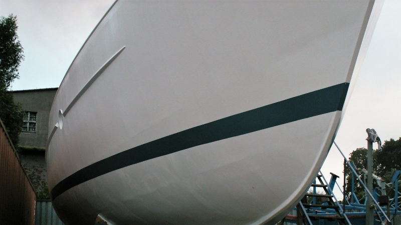 jacht antarctic MO-15